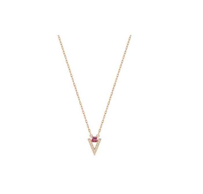 Collar Swarovski FUNK ORO ROSA 5249353