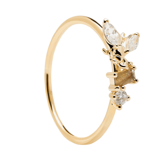 Anillo PD PAOLA AN01-219 REVERY GOLD