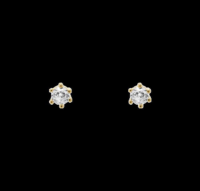 Pendientes PD PAOLA AR01-038-U NORA GOLD