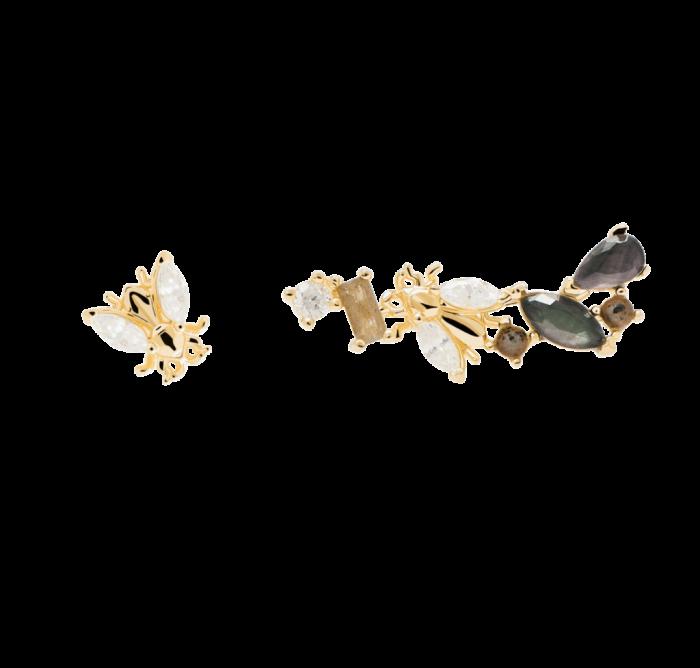 Pendientes PD PAOLA AR01-321-U REVERY GOLD